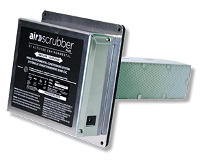 air scrubber that has not been installed